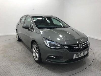 used Vauxhall Astra 1.4T 16V 150 SRi Nav 5dr Auto