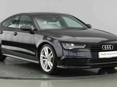 used Audi A7 S line 3.0 TDI ultra 218 PS S tronic
