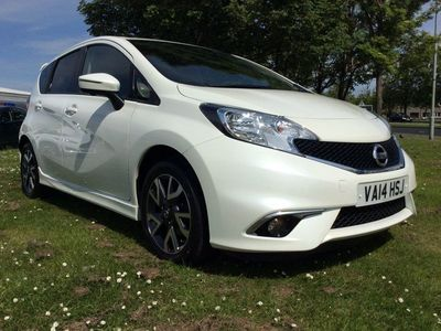 used Nissan Note Note 2014TEKNA STYLE DIG-S MPV 2014