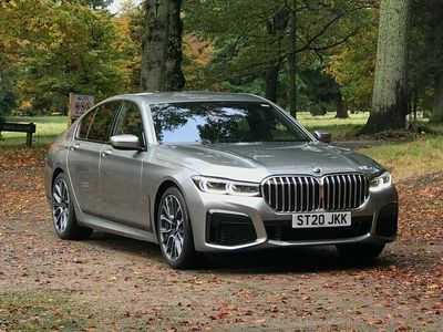 used BMW 730 7 Series 3.0 d M Sport Auto (s/s) 4dr