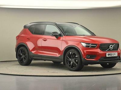 used Volvo XC40 2.0 T5 R DESIGN Pro 5dr AWD Geartronic