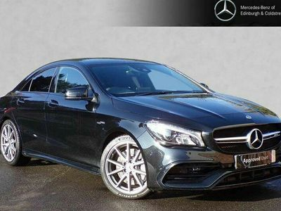 used Mercedes CLA45 AMG Cla4Matic 4dr Tip Auto