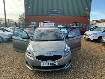 used Kia Carens 1.7 CRDi ISG 1 (s/s) 5dr (7 Seats)