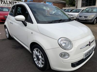 used Fiat 500 1.2 Lounge Dualogic 3dr Auto