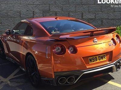 used Nissan GT-R Coupe Prestige 3.8 V6 570PS auto 2d