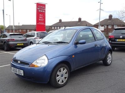 used Ford Ka 1.3 COLLECTION 3d 69 BHP