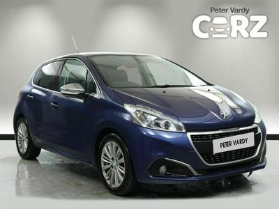 used Peugeot 208 1.6 BlueHDi 100 Allure 5dr [non Start Stop]