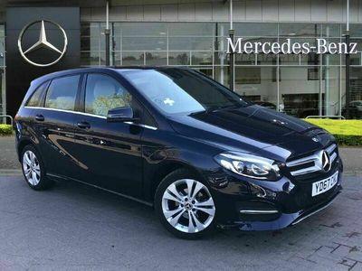 used Mercedes B180 B ClassSport Premium 5dr Auto 1.5