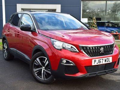 used Peugeot 3008 1.2 PureTech Active 5dr Estate Estate 2018