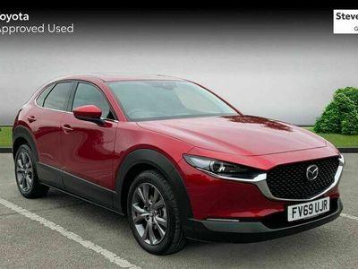 used Mazda CX-30 2.0 Skyactiv-X MHEV GT Sport Tech 5dr Auto