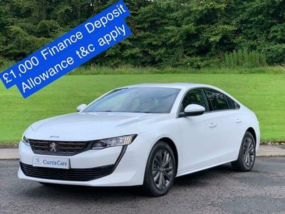 used Peugeot 508 Active