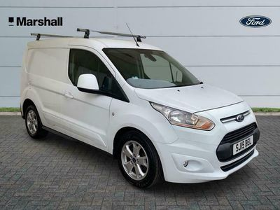 used Ford Transit Connect 1.6 TDCi 115ps Limited Van