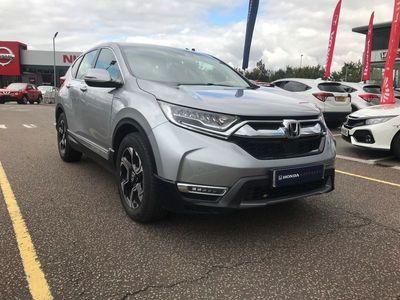 used Honda CR-V 2.0 i-MMD Hybrid SE 2WD 5dr eCVT