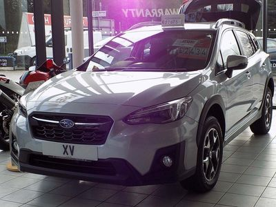 used Subaru XV 1.6i SE Premium Lineartronic 4WD (s/s) 5dr