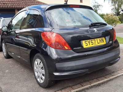 used Peugeot 207 1.4 HDi S 3dr