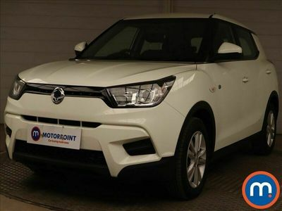 used Ssangyong Tivoli 1.6 D SE 5dr