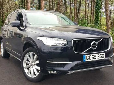 used Volvo XC90 II D5 Momentum AWD Auto (Park Assist Pilot with Reversing Camera) 2.0 5dr