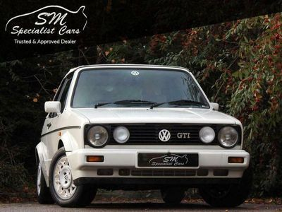 used VW Golf Cabriolet