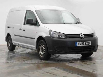 used VW Caddy 1.6 TDI 102PS Startline Van
