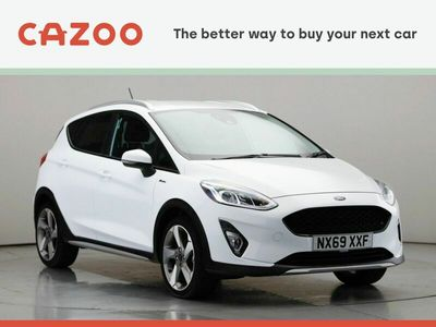 used Ford Fiesta 1L Active 1 EcoBoost T