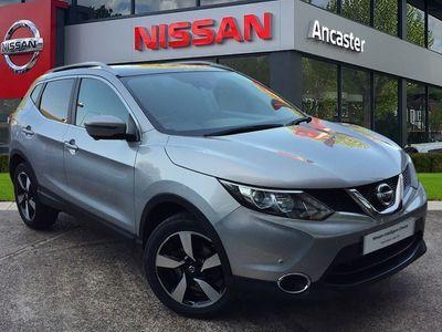 used Nissan Qashqai 2015 London 1.5 dCi N-Tec+ 5dr