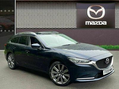 used Mazda 6 2.0 Sport Nav+ 5dr