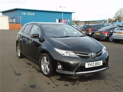 used Toyota Auris 2013 Chesterfield 1.6 V-Matic Sport 5dr