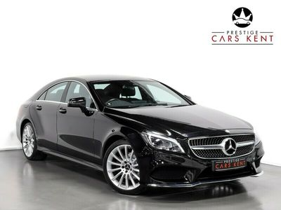 used Mercedes CLS220 AMG Line 4dr 7G-Tronic
