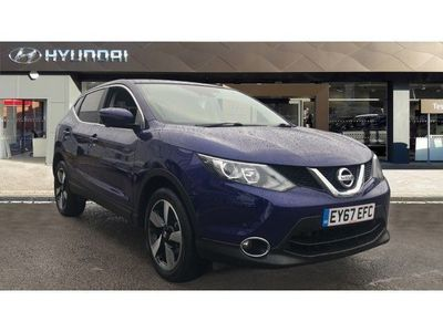 used Nissan Qashqai 1.5 dCi N-Connecta 5dr