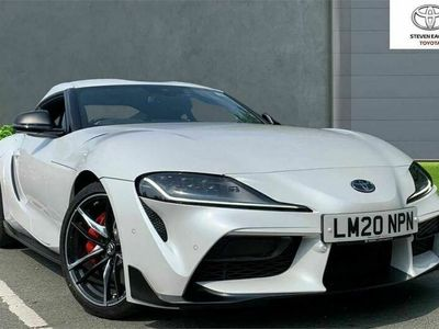 used Toyota Supra Coupe 2-Dr 3.0 (335bhp) Pro auto