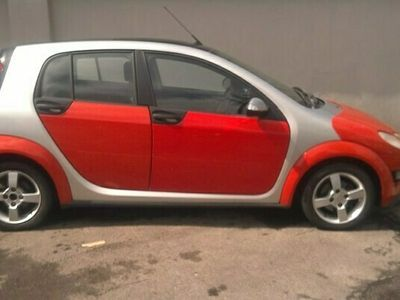 used Smart ForFour 1.1 Passion 5dr