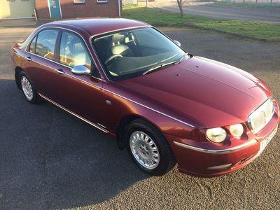 used Rover 75 2.0 V6 Connoisseur SE 4dr