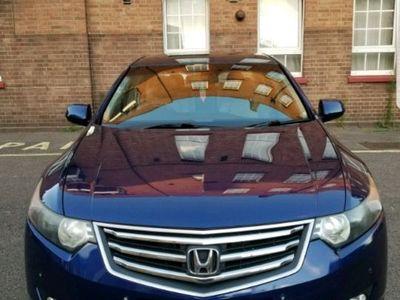 used Honda Accord 2.4 i-VTEC EX 4dr