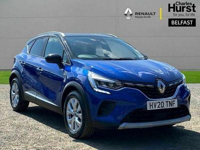 used Renault Captur HATCHBACK