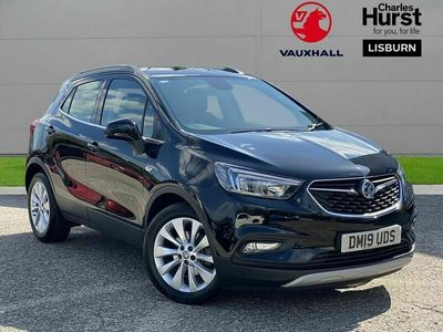 used Vauxhall Mokka X HATCHBACK SPECIAL EDITIONS 1.4T Griffin 5dr