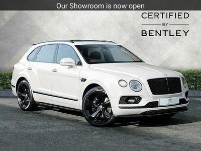 used Bentley Bentayga V8 Mulliner Driving Spec 5dr Auto 4.0