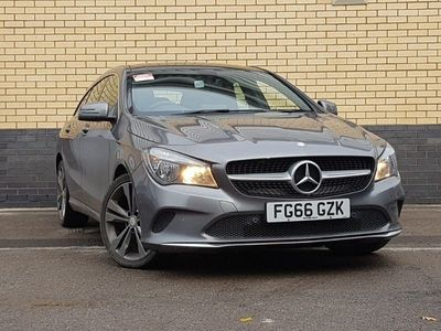 used Mercedes CLA200 Sport 5dr Tip Auto 2.2