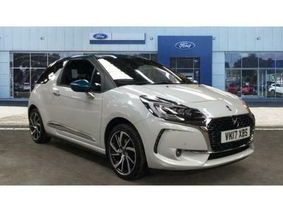 used DS Automobiles DS3 Cabriolet 1.6 THP Prestige 2dr