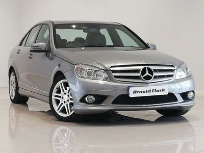 used Mercedes C350 C Class Diesel SaloonCDI BlueEFFICIENCY Sport 4dr Auto 3.0