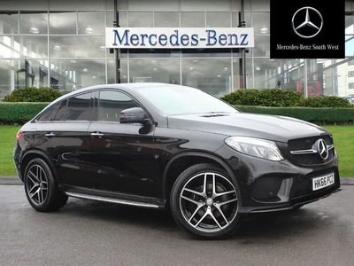 used Mercedes GLE350 GLE Coupe4Matic Amg Line Premium Plus 5Dr 9G-Tron