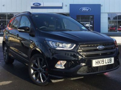 used Ford Kuga 1.5 Ecoboost 176 St-Line Edition 5Dr Auto