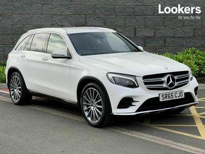 used Mercedes 220 GLC DIESEL ESTATE GLC4Matic AMG Line 5dr 9G-Tronic