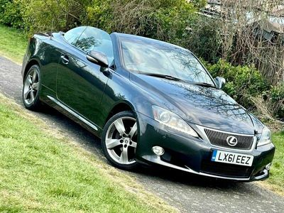 used Lexus IS250 2.5 LE 2dr