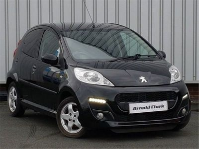 used Peugeot 107 1.0 Allure 5dr