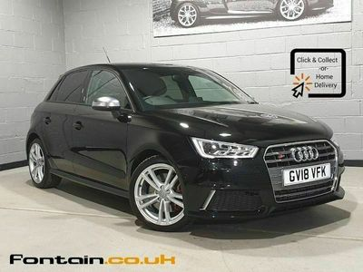 used Audi S1 Sportback Competition quattro 2.0 5dr Hatchback Manual Petrol