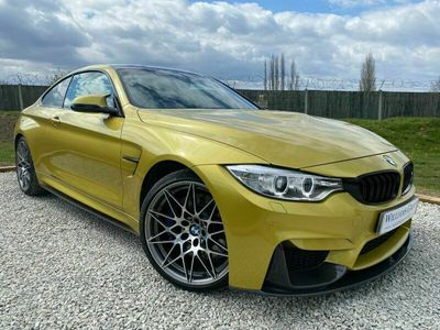 used BMW M4 3.0 BiTurbo Competition DCT (s/s) 2dr (Privacy Glass! Harman Kardon! +)