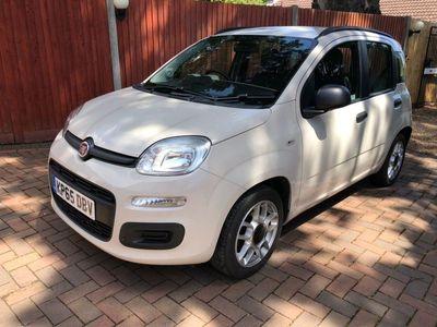 used Fiat Panda 1.2 8v Easy + Hatchback 5dr Petrol Manual (69 bhp)