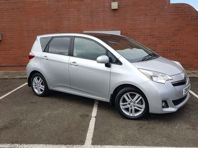 used Toyota Verso-S 1.33 T Spirit M-Drive S 5dr