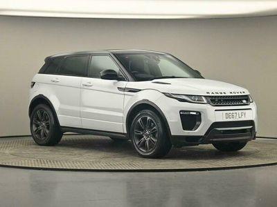 used Land Rover Range Rover evoque 2.0 TD4 Landmark 5dr