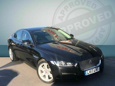 used Jaguar XE Portfolio Auto Saloon 4dr 2.0